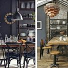 Industrial Dining Rooms