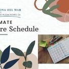 Setting Up a Roommate Chore Schedule
