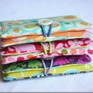 How To Business Card Holder {Sewing}