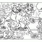 Bella Sara Printable Coloring Pages 3 Extra Coloring Page 161452  - Coloring Home Pages