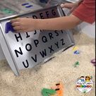Letter Recognition Activity for Preschoolers