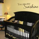 Yellow Baby Rooms