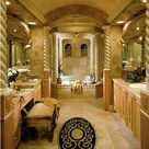 Tuscan Bathroom Decor