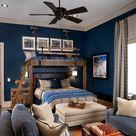Pokój dla chłopca w mocnych kolorach – inspiracje.