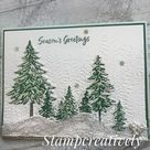 In The Pines bundle - Stampin' Up! August - December Catalog