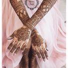 wedding mehndi designs india