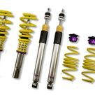 KW Coilover Kit V3 Audi A4 S4 8K/B8 w/o electronic dampening controlSedan FWD + Quattro