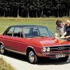 1969 Audi 100 Coupe
