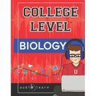 College Level Biology Paperback