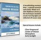 DIGITAL BUNDLE All 5 Original E John Robinson Seascape Painting Videos & FREE ebook