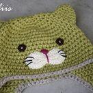 Crochet Cat Hats