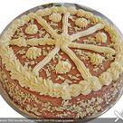 Alte schlesische Pudding - Buttercreme - Torte von brisane | Chefkoch