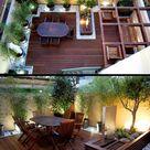 Gartengestaltung für kleine Gärten - Ideen, Bilder, Beispiele