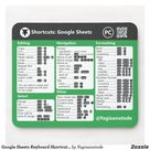 Google Sheets Keyboard Shortcuts for PC Mouse Pad   Zazzle.com