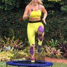 30 Min Cardio Trampoline + Strength