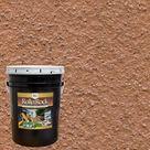 Daich RollerRock Cinnamon/Satin Satin Interior or Exterior Anti Skid Porch and Floor Paint 5 Gallon   RRPL CN 189