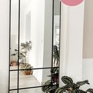 How to Make Your Own Industrial Mirror on a Budget