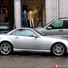 Mercedes Benz SLK32 AMG