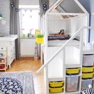 IKEA KURA Hausbett Anleitung zum Ausdrucken - HOW I MET MY MOMLIFE