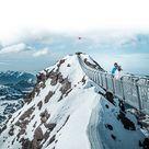 Peak Walk by Tissot - Glacier3000