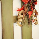 Fall Door Wreaths