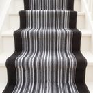 Teppich Anelyse Schwarz/Weiß
