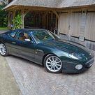 Aston Martin DB7   Vantage , manual