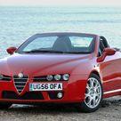 Alfa Romeo Spider 2006   Sports Cars