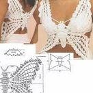 Crochet Pattern only with written instruction For Top