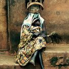 Portraits of different cultures