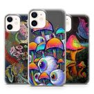 Trippy Psychedelic Phone Case Hippie Cover Fit for Iphone 13 | Etsy