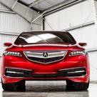 Lộ thông số sedan hạng sang cỡ trung Acura TLX 2015