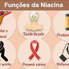 Benefícios da vitamina B3