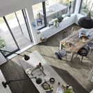 Meister Designboden MeisterDesign.rigid RD 300 S Grey Forrestwood 7330 Landhausdiele - 5,5 mm stark, Klick-Verbindung, integrierte Dämmung,...