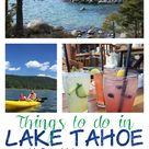 Summer Vacation Spots