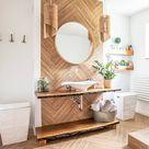 Coole Badezimmer Trends 2021 – was ist in diesem Jahr in   Fresh Ideen für das Interieur, Dekoration und Landschaft