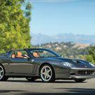 Ferrari 575 Superamerica Fiorano Handling Package   US version 2005 06