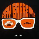 Ray Barretto Right On T-shirt LP Album Rare Mod 60s Vintage Style Soul Latin Jazz Funk Record R'N'B