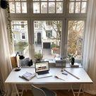 """Mein """"neues"""" Arbeitszimmer – inkl. kurzer Anleitung zu meinem selbstgebautem Sideboard"""