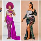 Capivating Owambe Party Styles for Elegant and Classy Ladies - Stylish Naija