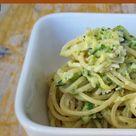 Spaghetti mit Zucchinicreme   PASTAMANIAC