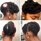 Banana Clip Hairstyles