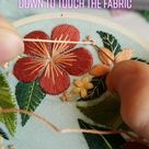 French knots made easy
