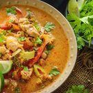Thai Red Chicken Curry Video Recipe