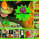 Halloween Food Crafts