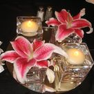 Stargazer Lily Wedding