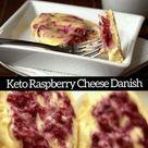 Raspberry Cream Cheese Danish Recipe Keto Low Carb THM S