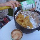 Recipe: Campfire Dutch Oven Apple Dump Cake - Jill Cataldo