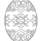 Art Nouveau Egg