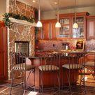 Breakfast Bar Kitchen